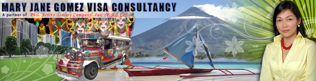 Mary Jane Gomez Visa Consultancy